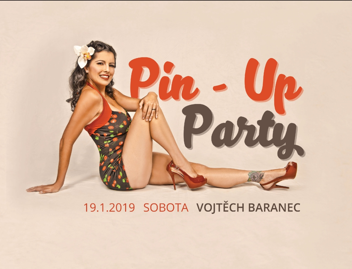 Pin Up Party!