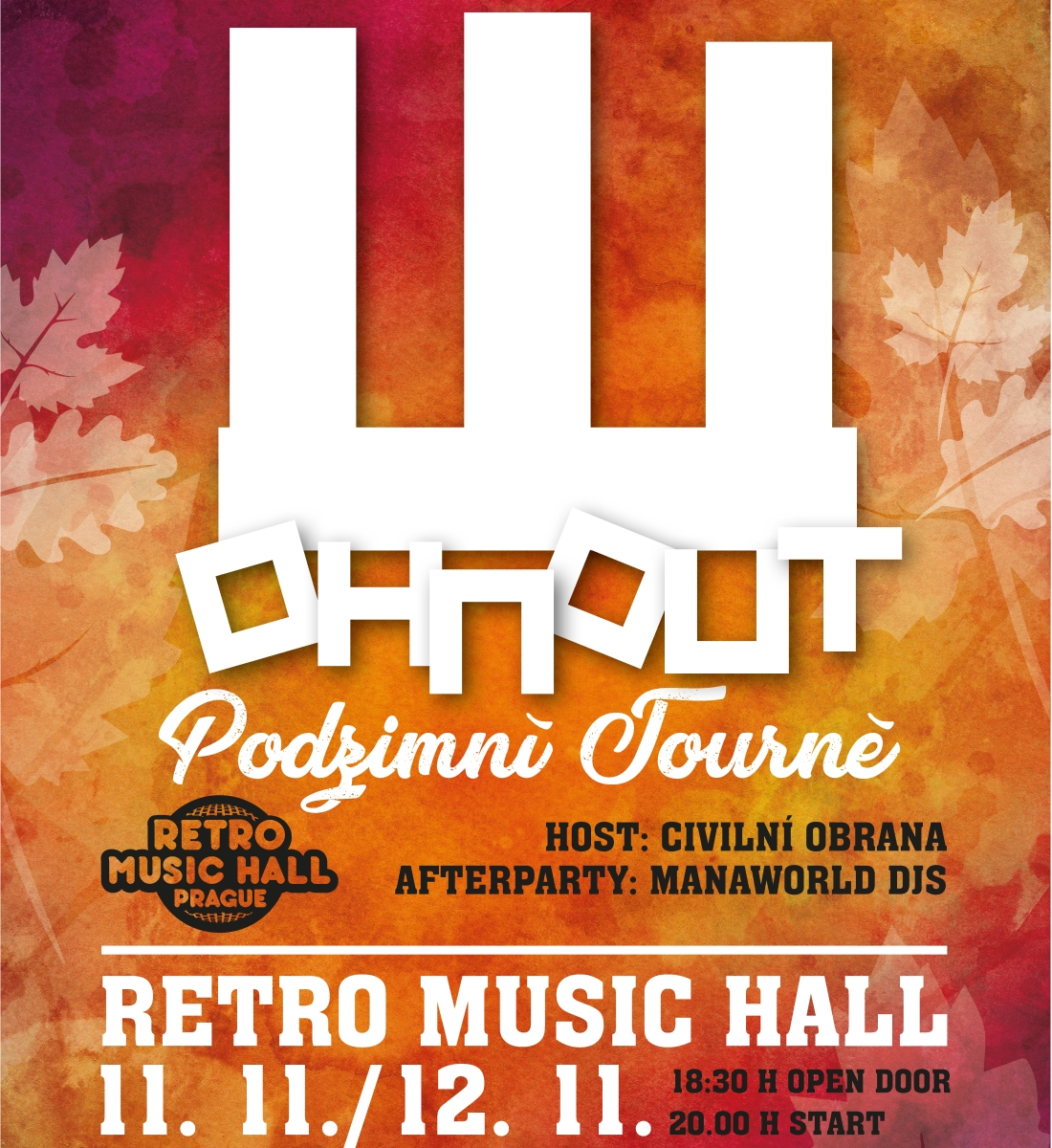 Wohnout v Retro Music Hall